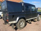 Landrover Defender 110 County TD D/C 4 x 4 MOT Jan 2021